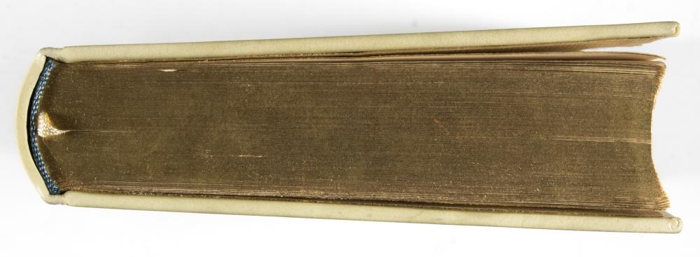 SIGNED 'MEIN KAMPF' FROM ADOLF HITLER'S MUNICH LIBRARY