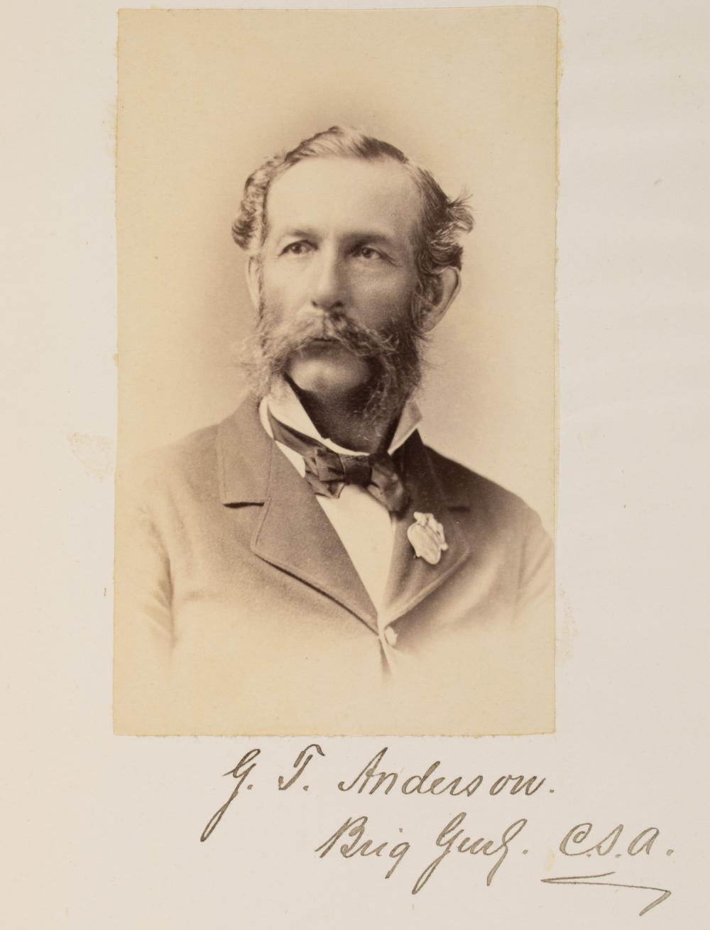 GEORGE T. ANDERSON