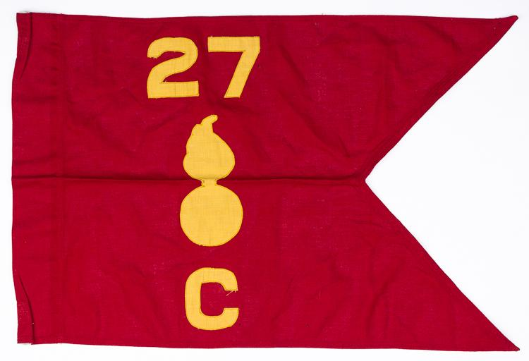 U.S. ARMY 27TH ORDNANCE COMPANY GUIDON