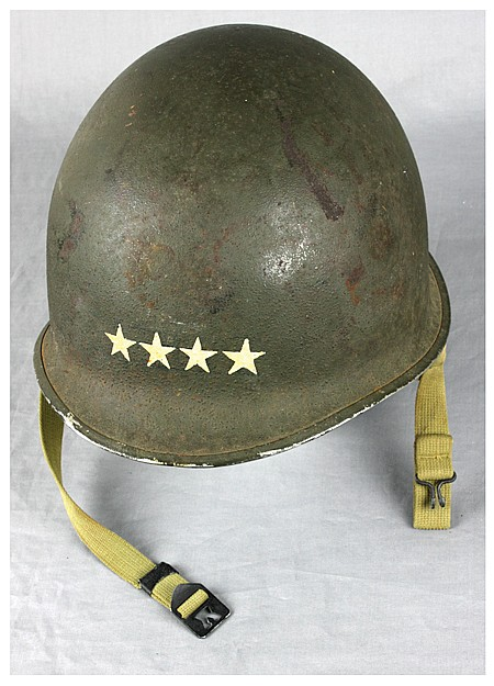 GEN. DWIGHT D. EISENHOWER'S FOUR-STAR GENERAL'S HELMET