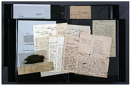 """THE LIFE AND DEATH OF C.S.A. LT. DANIEL S. DONELSON - AND HIS """"GIFT OF THE DEAD"""" - Current Bid: $2,000.00"""