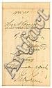 Image 3 for (ANTIETAM NATIONAL CEMETERY) AUGUSTUS BRADFORD - Current Bid: $100.00