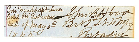 JOHN BELL HOOD - Current Bid: $180.00