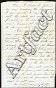 Image 2 for UNION SOLDIER WRITES HOME ON A CONFEDERATE LETTER SHEET - Current Bid: $240.00