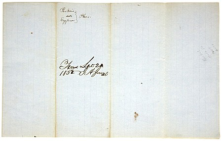 ABRAHAM LINCOLN - Current Bid: $4,000.00