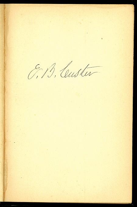 ELIZABETH CUSTER - Current Bid: $120.00