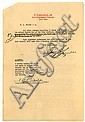 Image 2 for FLORENZ ZIEGFELD AND W. C. FIELDS - Current Bid: $400.00