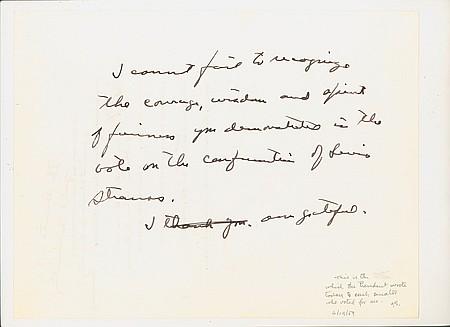DWIGHT D. EISENHOWER - Current Bid: $1,000.00