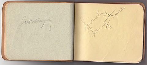 1930s SCREEN AND BIG-BAND STARS - Current Bid: $100.00