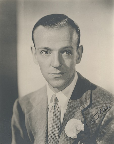FRED ASTAIRE - Current Bid: $100.00