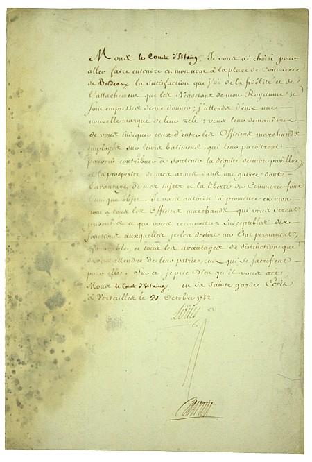 LOUIS XVI - Current Bid: $750.00