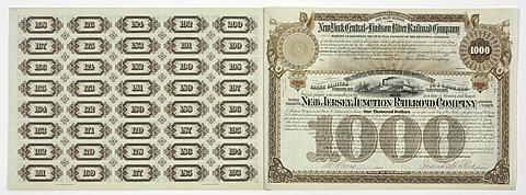 JOHN PIERPONT MORGAN - Current Bid: $200.00