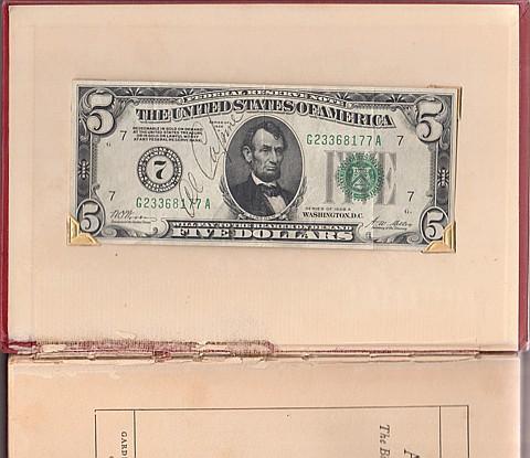 ALPHONSE CAPONE - Current Bid: $1,500.00