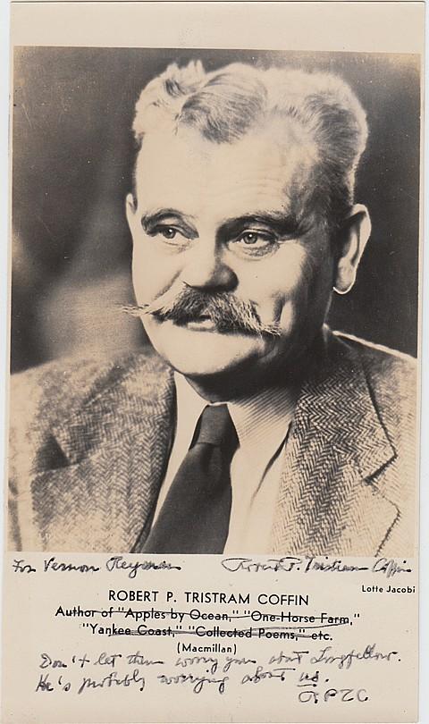 ROBERT P. TRISTRAM COFFIN - Current Bid: $100.00
