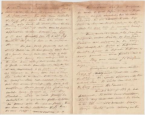 (ELECTION OF 1800: CHRISTOPHER G. CHAMPLIN) - Current Bid: $220.00