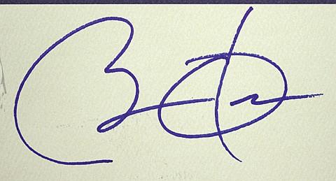 BARACK H. OBAMA, JR. - Current Bid: $420.00