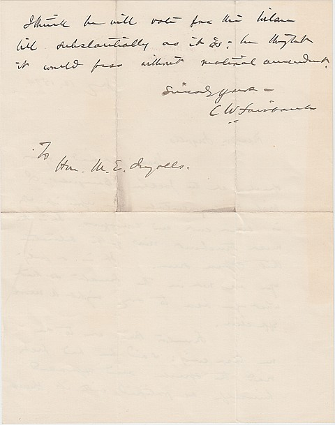 PAPERS OF MELVILLE E. INGALLS
