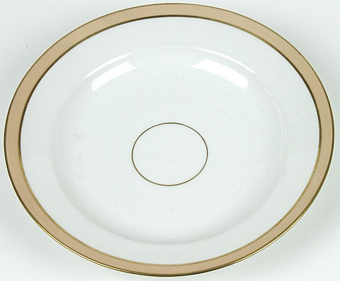 ABRAHAM LINCOLN WHITE HOUSE SOUP PLATE - Current Bid: $420.00
