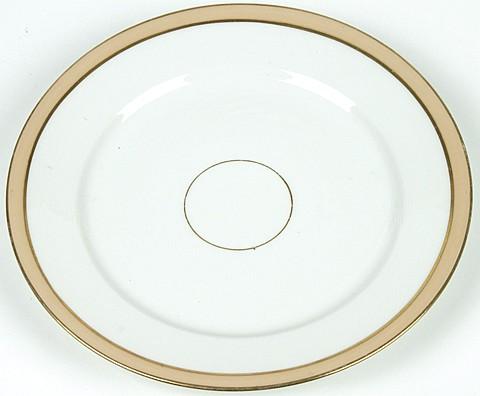 ABRAHAM LINCOLN WHITE HOUSE DINNER PLATE - Current Bid: $650.00