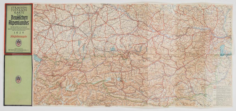 GERMAN MAPS (3)