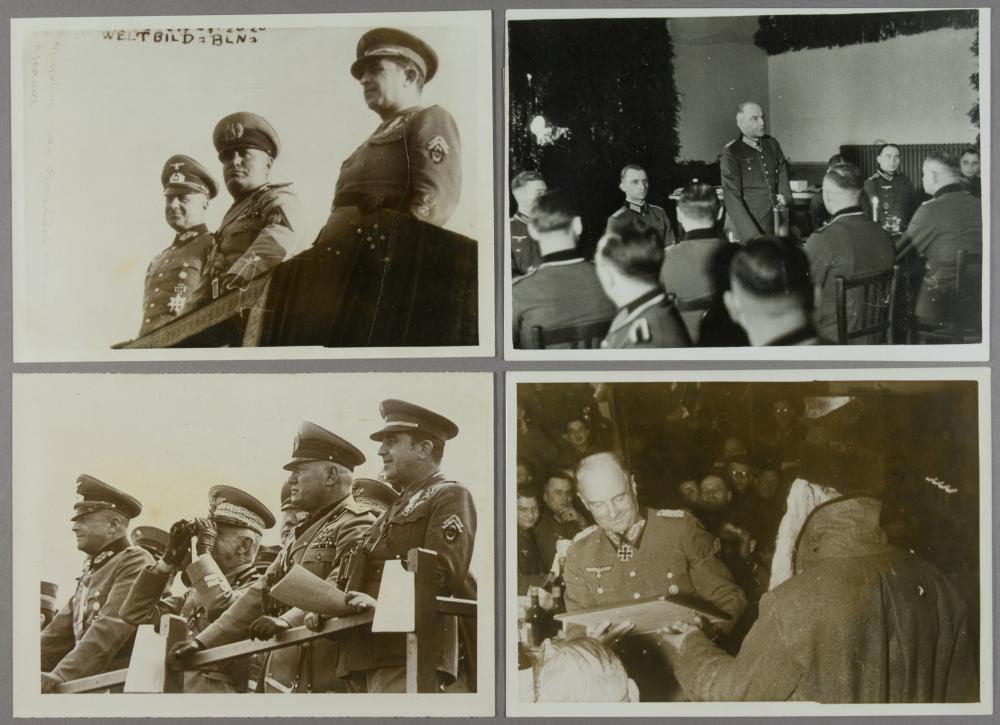 HOFFMAN PRESS PHOTOGRAPHS (6)