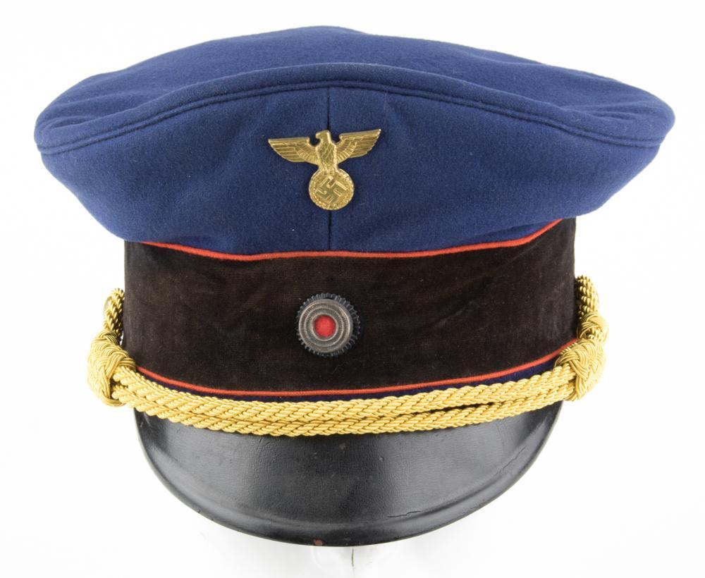 DEUTSCHE REICHSBAHN VISOR CAP