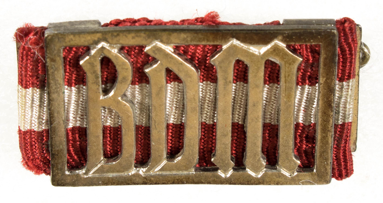 B.D.M. PROFICIENCY BADGE IN SILVER