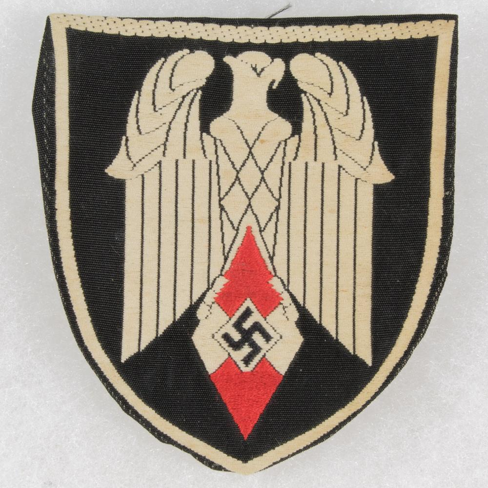 HITLER YOUTH STANDARD BEARER PATCH