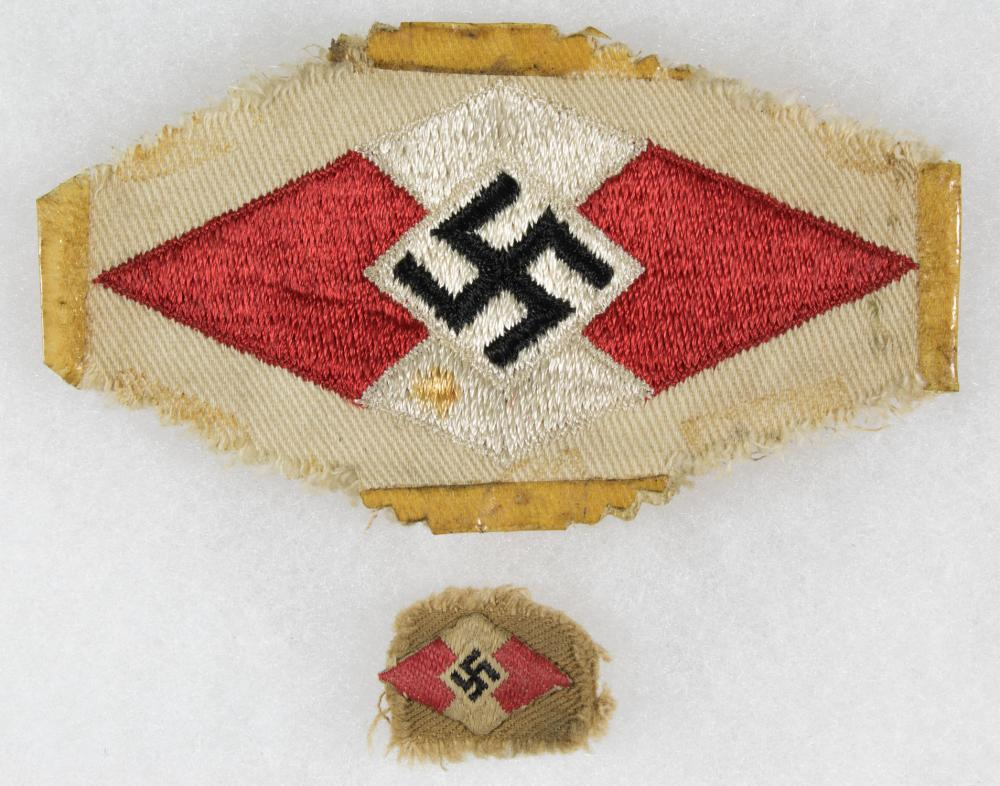 HITLER YOUTH PATCHES