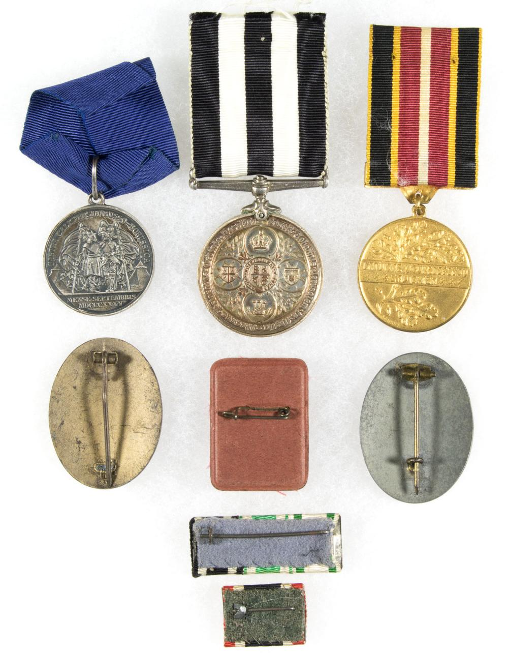 MEDAL GROUPING (8)