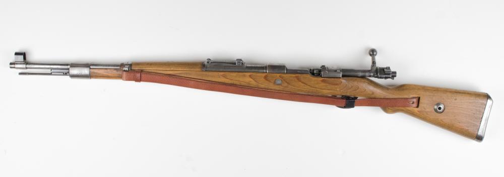 GERMAN K98 MAUSER, 1943 SERIAL NO. 759