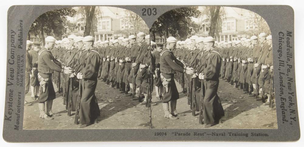 WORLD WAR I STEREOVIEWS (370)