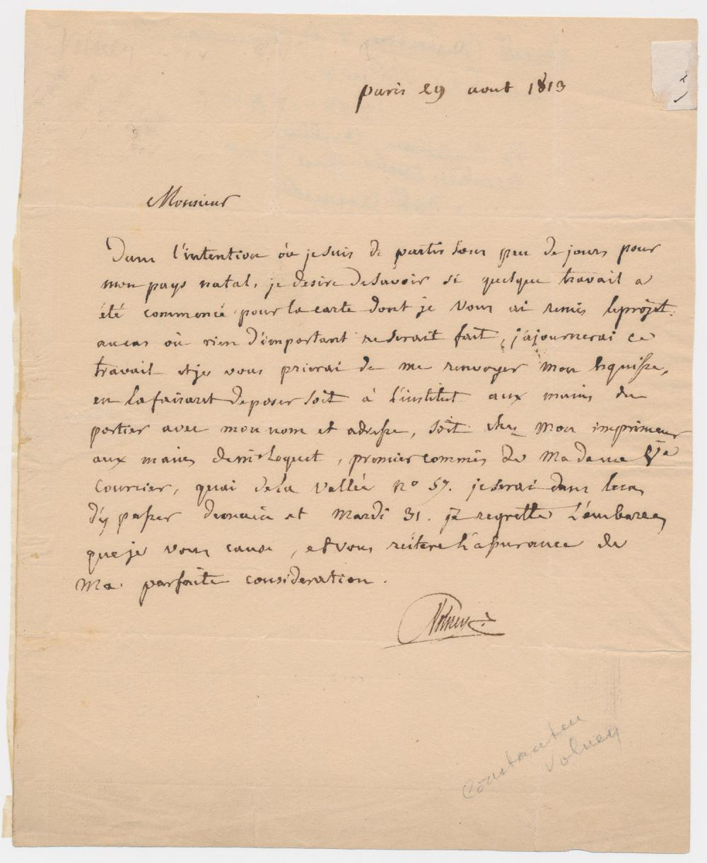 CONSTANTIN FRANCOIS DE CHASSEBOEUF