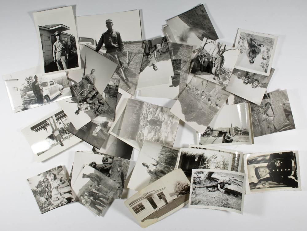 LETTER ARCHIVE OF KOREAN WAR MARINE, LAWRENCE D. BROWN