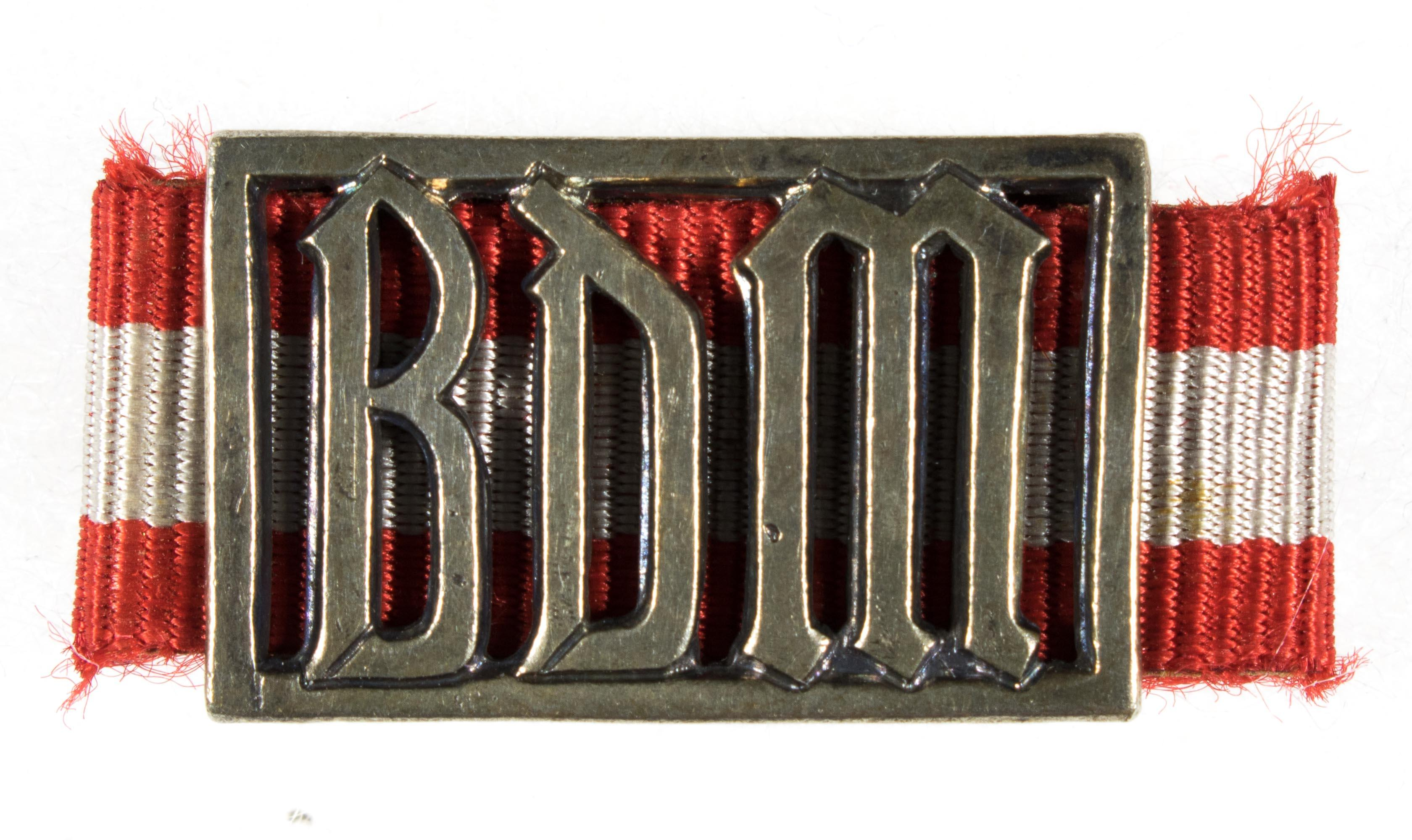 BDM ACHIEVEMENT BADGE WITH PACKET