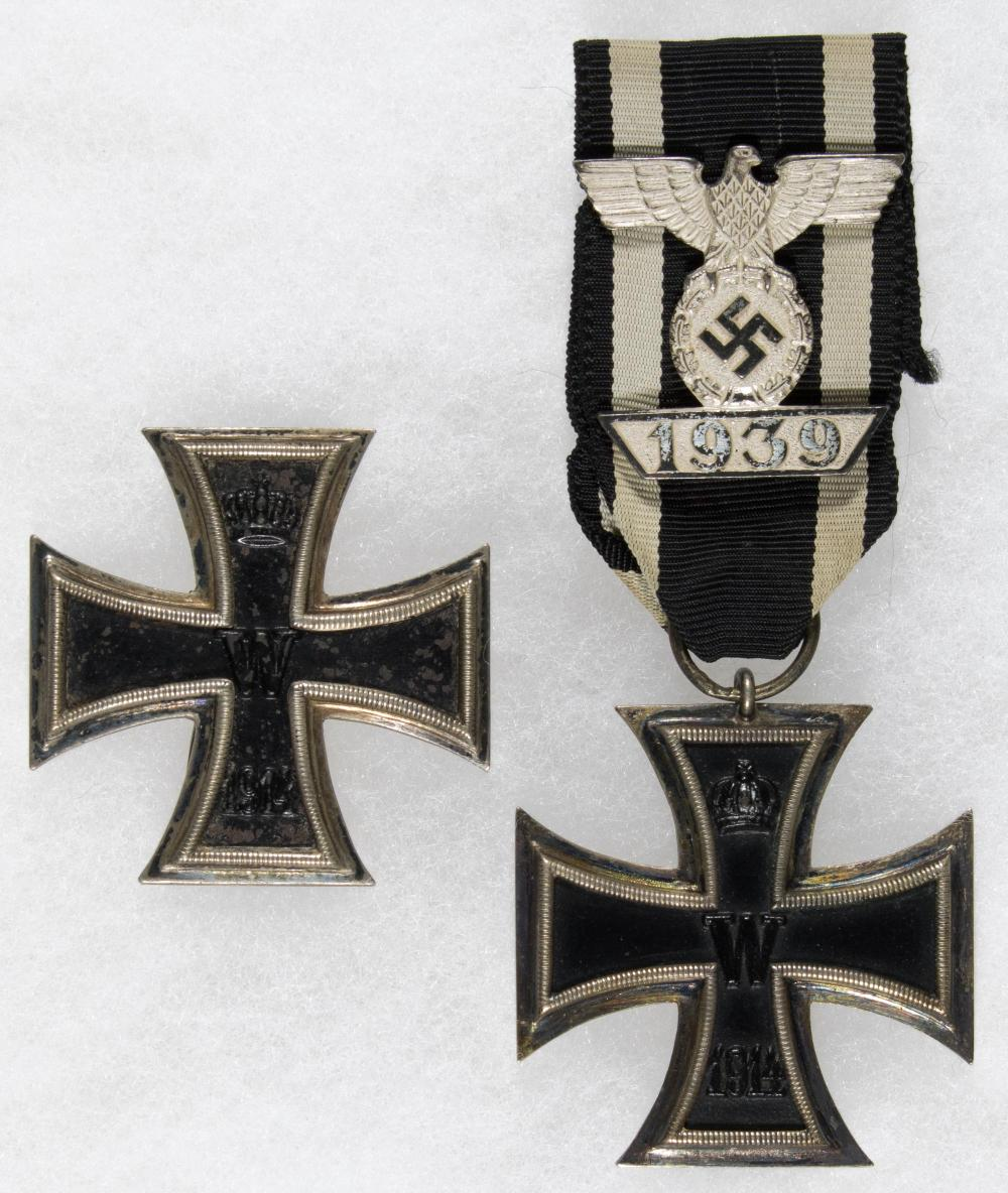 THE MILITARY MEDALS OF GEN. EUGEN VON SCHOBERT, K.I.A. EASTERN FRONT
