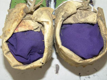 Arapaho Child S Beaded Moccasins