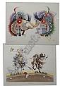 Two Rance Hood (b-1941) Prints, Rance Hood, Click for value