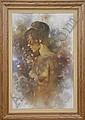 Jim Abeita (b-1947) Original Painting, Jim Abeita, Click for value