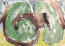 Arthur Dove, Summer Orchard