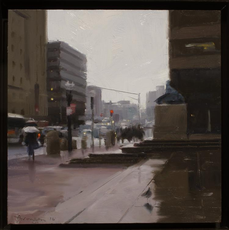 Ben Aronson, From the Steps of the BPL