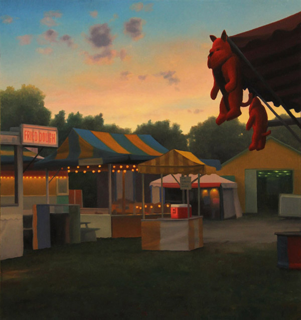 Scott Prior, Midway at Twilight