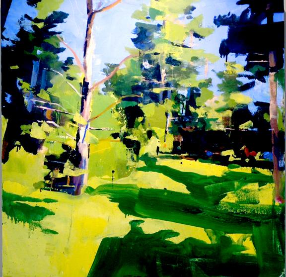 Shane Neufeld, Penguin Park