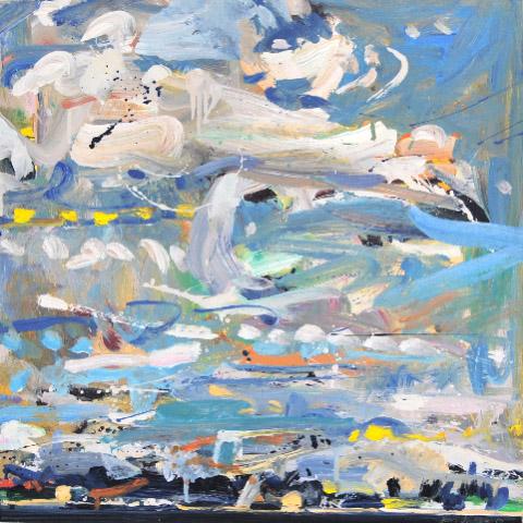 Jon Imber, Sky Over Mt. Desert