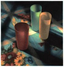 Scott Prior, Cups in Sunlight, 2005