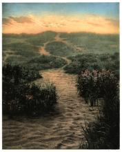 Scott Prior, Dunes at Sunrise, 2005