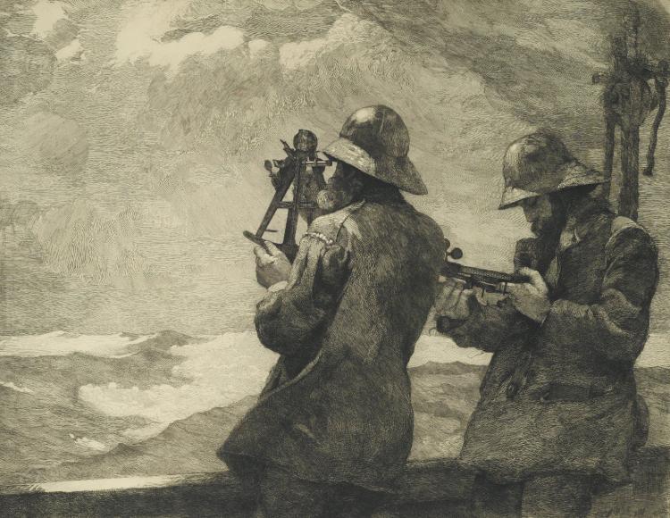Winslow Homer, Eight Bells