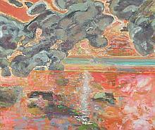 Bernard Chaet, Heavy Clouds
