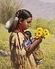 Jie-Wei Zhou | Flower Girl, Jie-Wei Zhou, Click for value