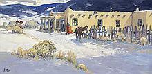 James Butler | Late Winter's Noon